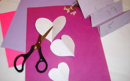 Поделки сердечка из бумаги своими руками