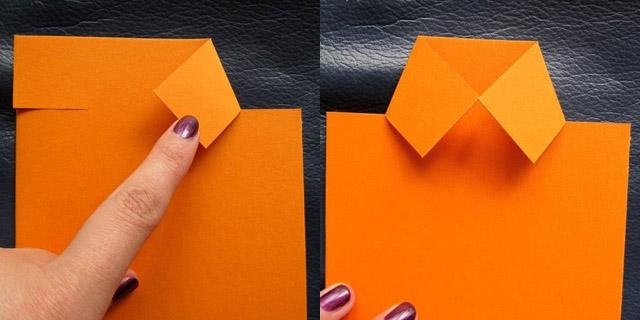 Открытка для мужчины своими руками Поделки из бумаги.РФ - оригами из бумаги своими руками, видео, фото, мастер классы