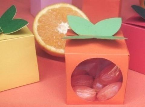 Как сделать подарочную коробку своими руками