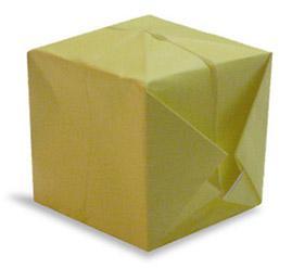 Оригами воздушный шар