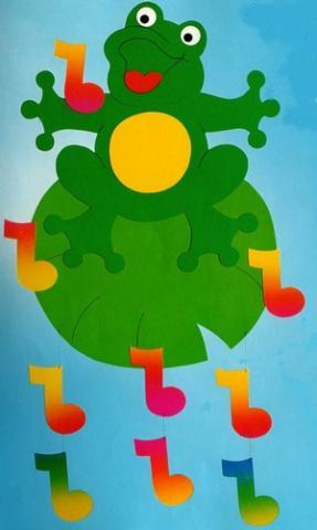 Лягушка-певунья