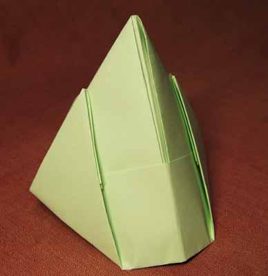 Оригами пилотка своими руками