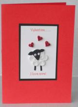 Открытка на День Валентина