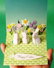 Поздравительные открытки с Пасхой — 11 идей