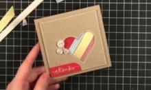 Валентинка — создаем открытку своими руками