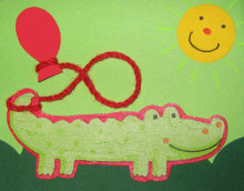 Крокодильчик Гоша