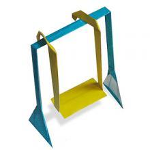Схема Объемное 3д оригами качель