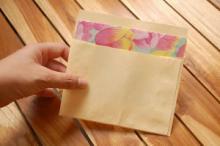 Конверт для открытки своими руками — Занимаемся с ребенком