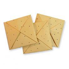 Схема оригами печенье