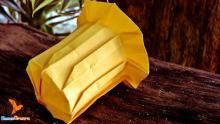 Шляпа оригами